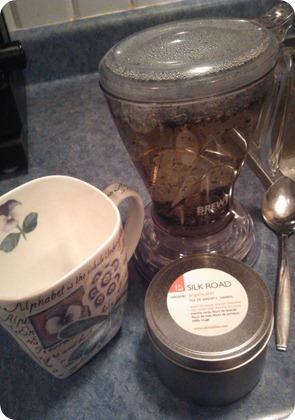 Angelwater Tea