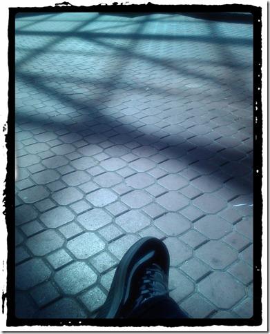 meditation shadows