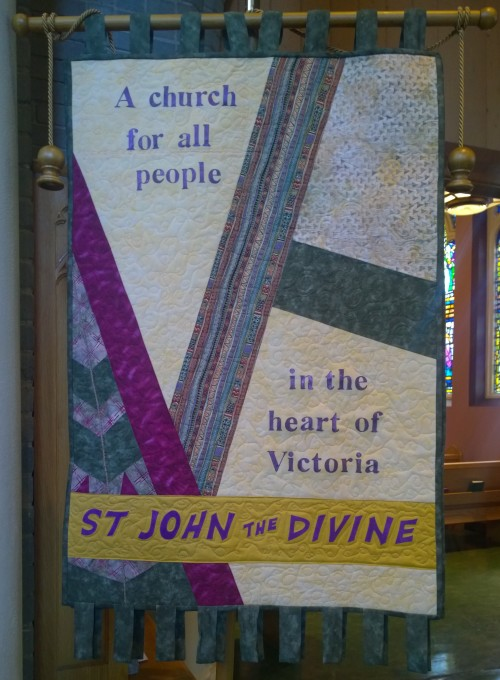 A church for all people in the heart of Victoria. St John the Divine